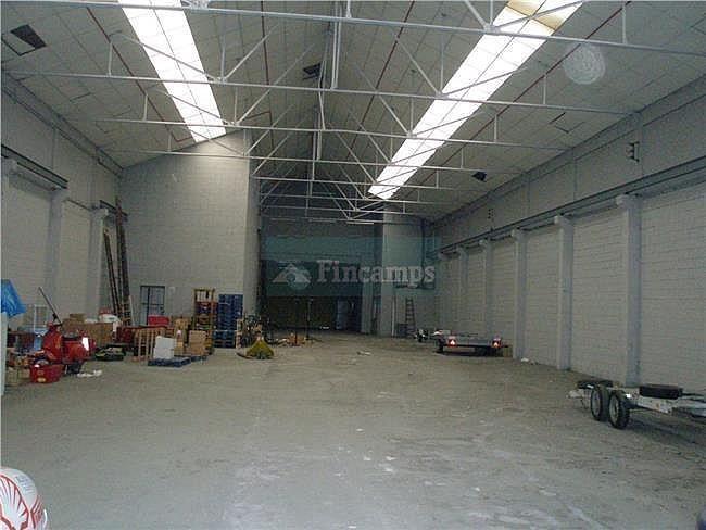 Nave industrial en alquiler en Sabadell - 317398343