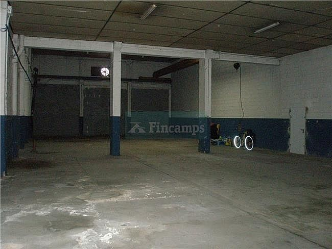 Nave industrial en alquiler en Sabadell - 317398358