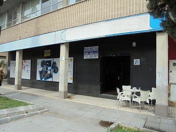 Foto número 1          - Local comercial en alquiler en El Cónsul-Ciudad Universitaria en Málaga - 257636962