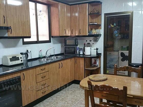 Imagen1 - Casa en alquiler opción compra en calle Donoso Cortes, Carolinas Bajas en Alicante/Alacant - 331131933