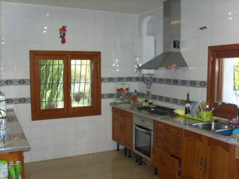 Imagen1 - Chalet en alquiler opción compra en calle Del Barranco de Guaritons, Alicante/Alacant - 120533384
