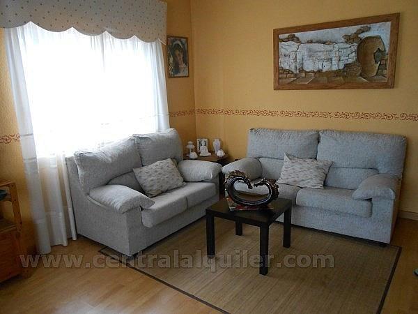 Imagen1 - Chalet en alquiler opción compra en calle Zarzas, San Vicente del Raspeig/Sant Vicent del Raspeig - 278700811