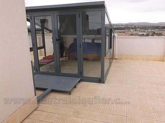 Imagen7 - Ático en alquiler en calle Josefina Manresa Quesada, Altabix en Elche/Elx - 300644118