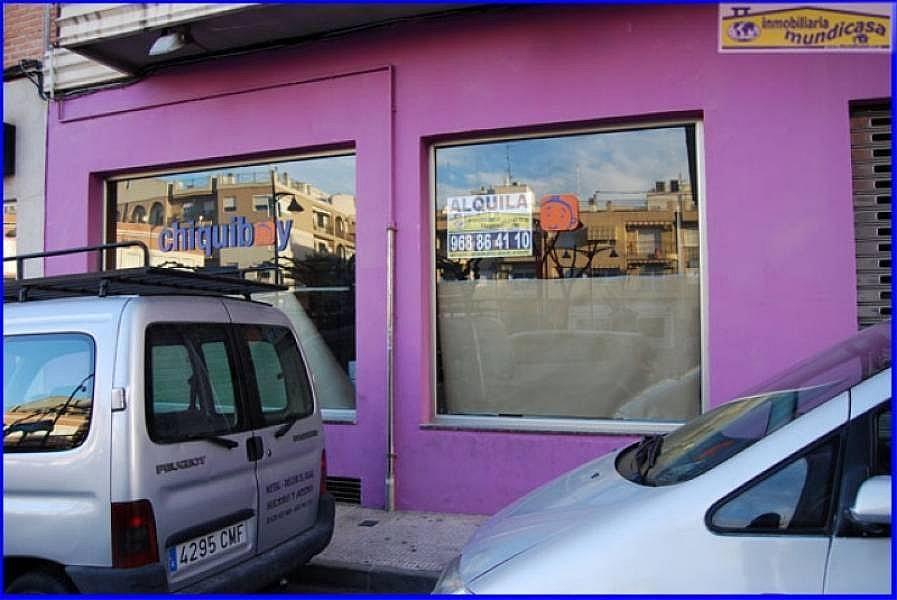 Foto - Local comercial en alquiler en calle Santomera, Santomera - 236280143