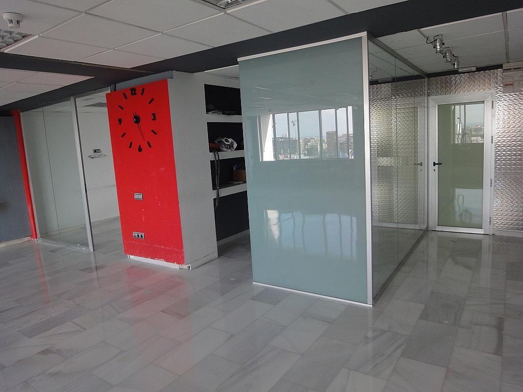 Detalles - Oficina en alquiler en Nervión en Sevilla - 290710999