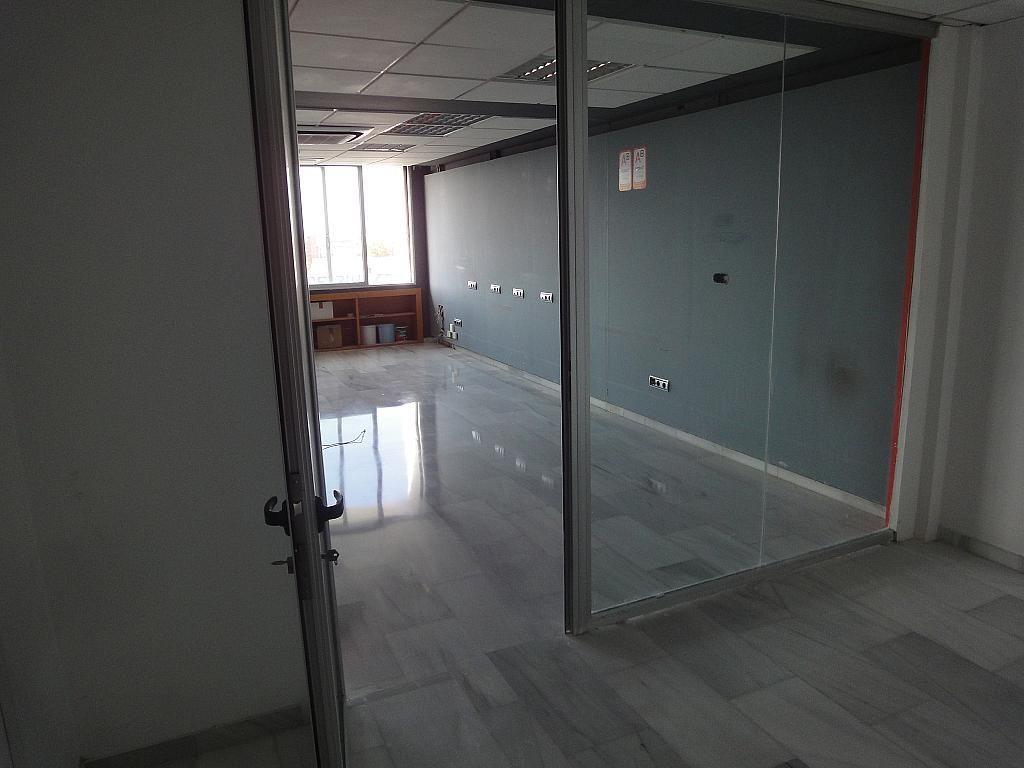 Detalles - Oficina en alquiler en Nervión en Sevilla - 290711202