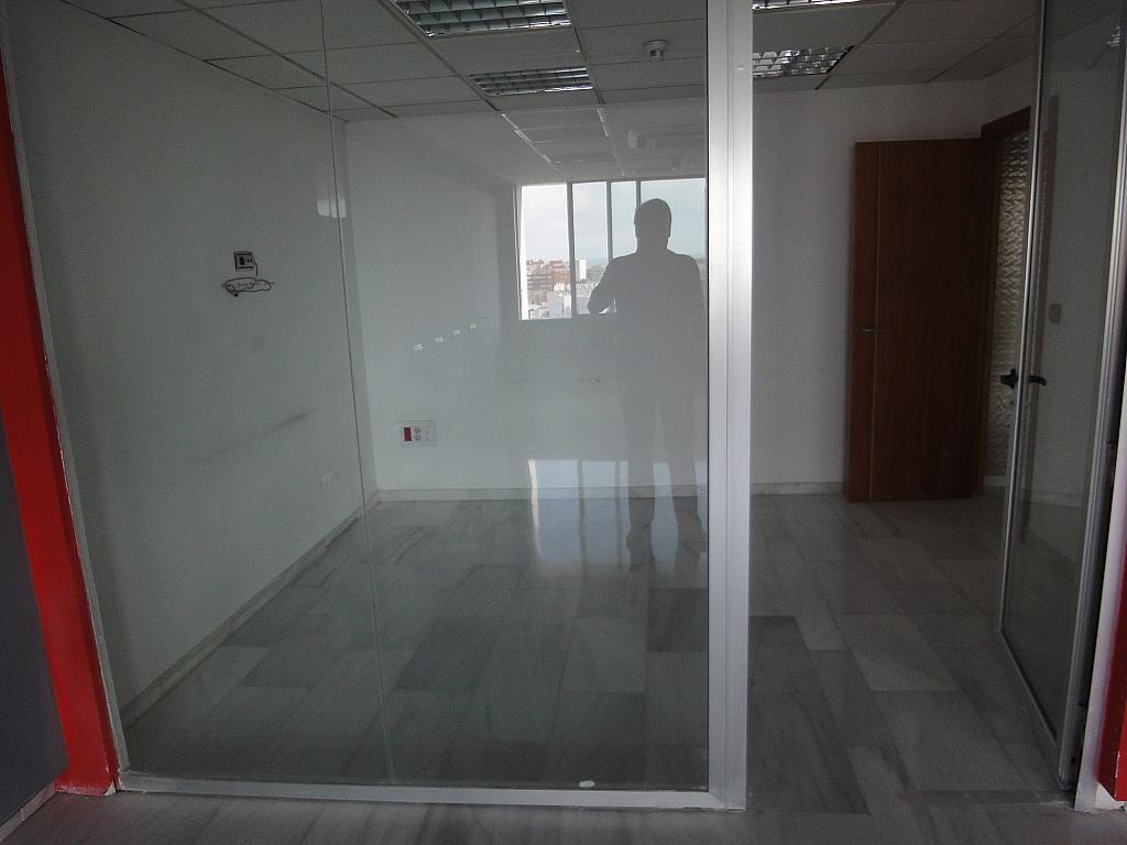 Detalles - Oficina en alquiler en Nervión en Sevilla - 290711205