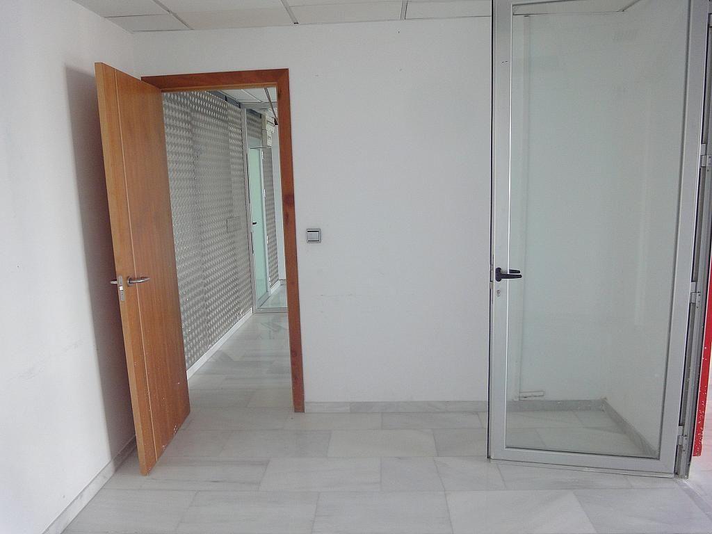 Detalles - Oficina en alquiler en Nervión en Sevilla - 290711307