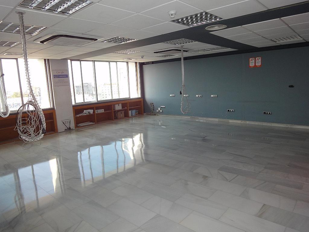 Detalles - Oficina en alquiler en Nervión en Sevilla - 290712438