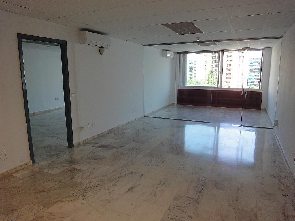 Detalles - Oficina en alquiler en Nervión en Sevilla - 296580248