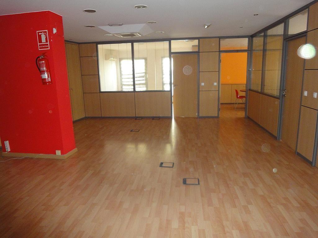 Detalles - Oficina en alquiler en Museo en Sevilla - 312542241