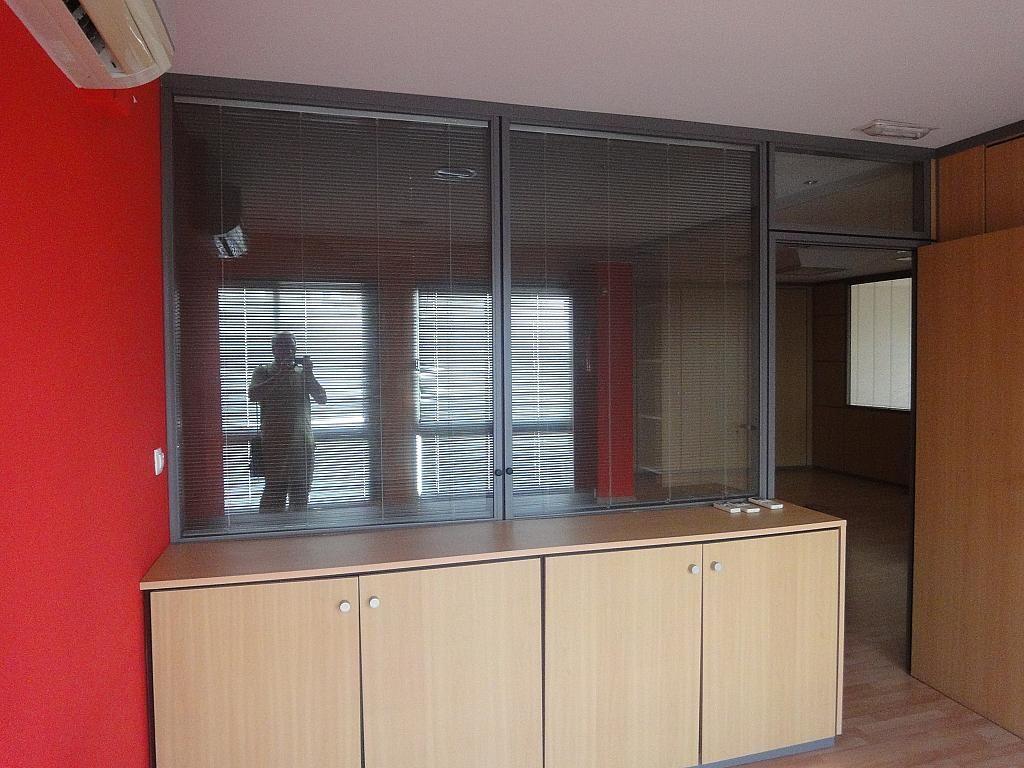 Detalles - Oficina en alquiler en Museo en Sevilla - 312542293