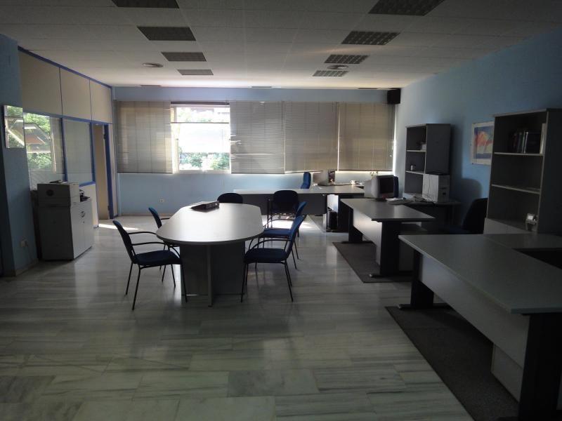 Detalles - Oficina en alquiler en Nervión en Sevilla - 92759157