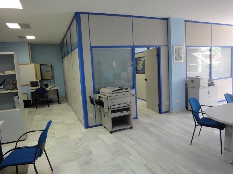 Detalles - Oficina en alquiler en Nervión en Sevilla - 92759184