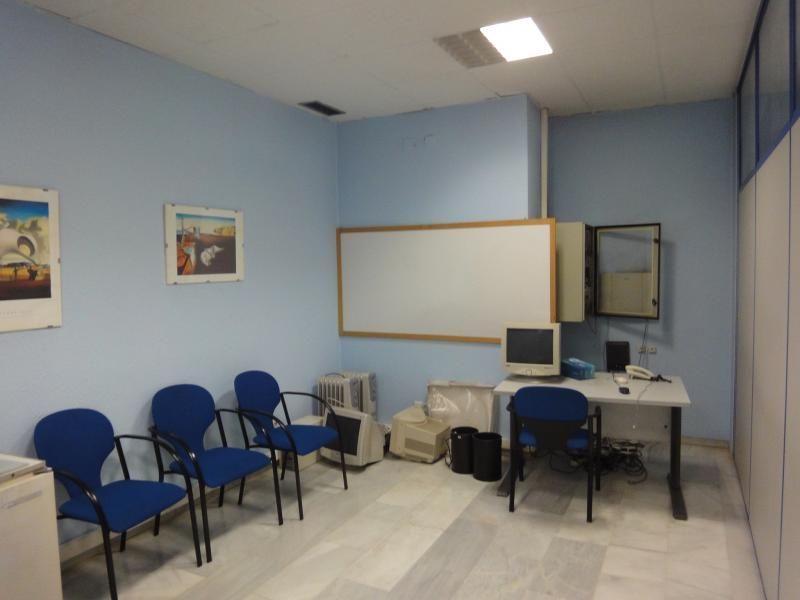 Detalles - Oficina en alquiler en Nervión en Sevilla - 92759210