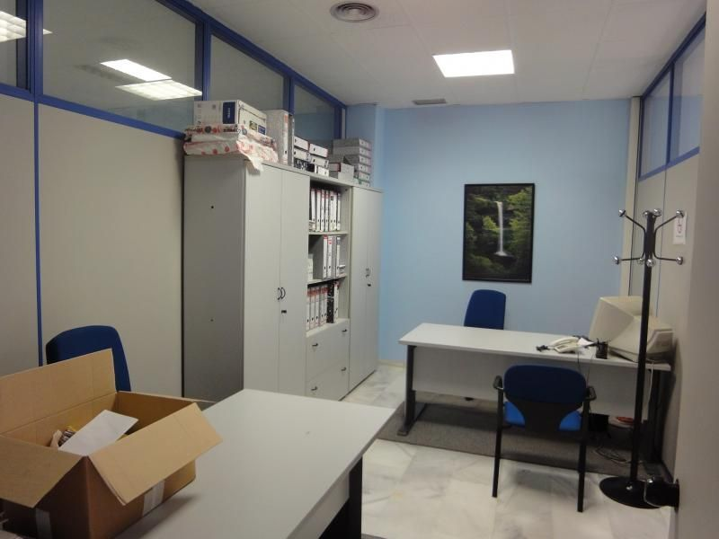 Detalles - Oficina en alquiler en Nervión en Sevilla - 92759241