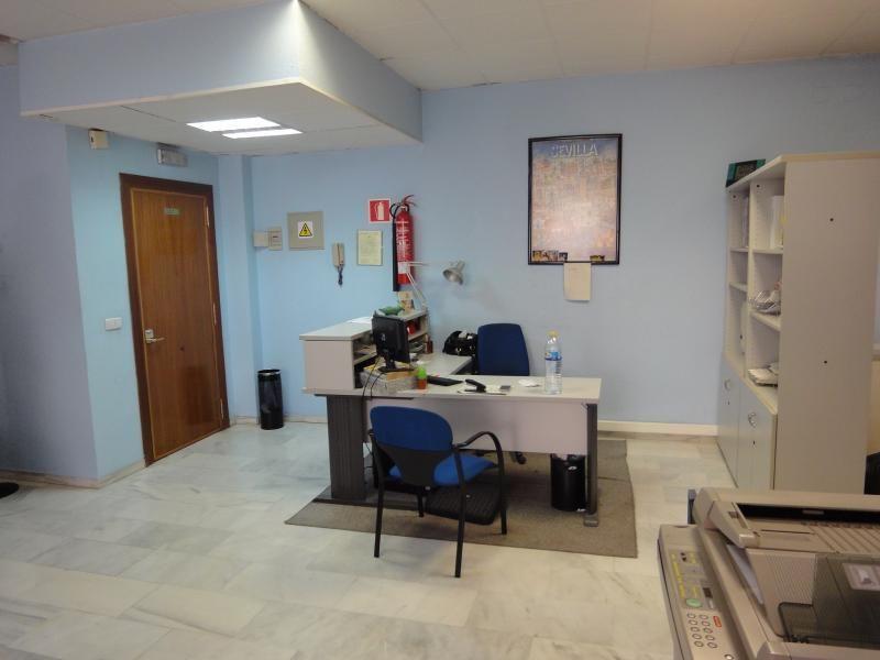 Detalles - Oficina en alquiler en Nervión en Sevilla - 92759261