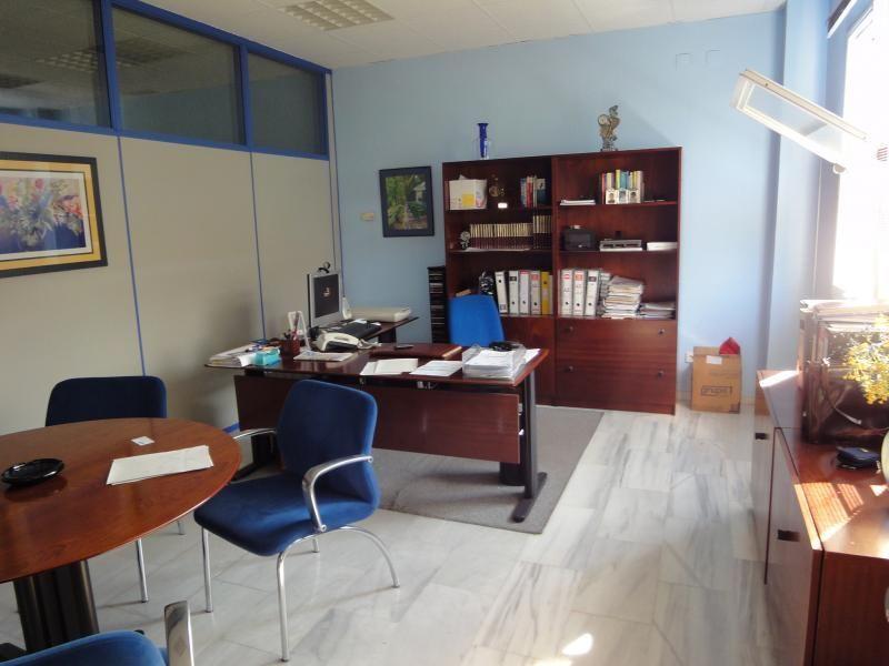 Detalles - Oficina en alquiler en Nervión en Sevilla - 92759277