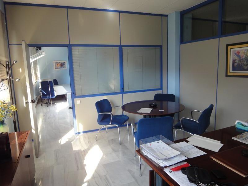 Detalles - Oficina en alquiler en Nervión en Sevilla - 92759284