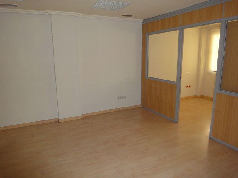 Detalles - Oficina en alquiler en La Buhaira en Sevilla - 120257742