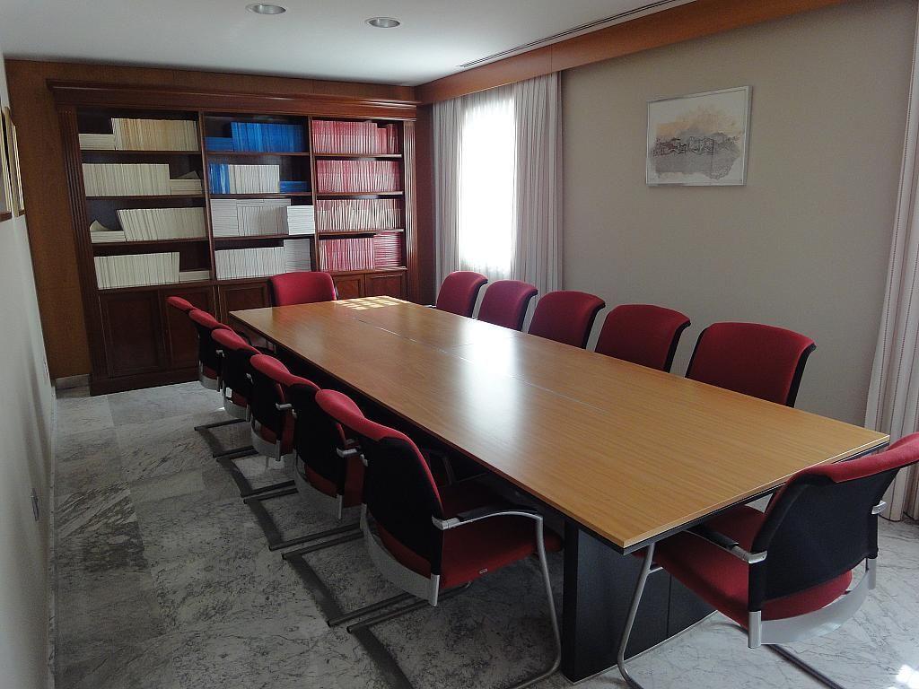 Detalles - Oficina en alquiler en Sevilla - 160533319