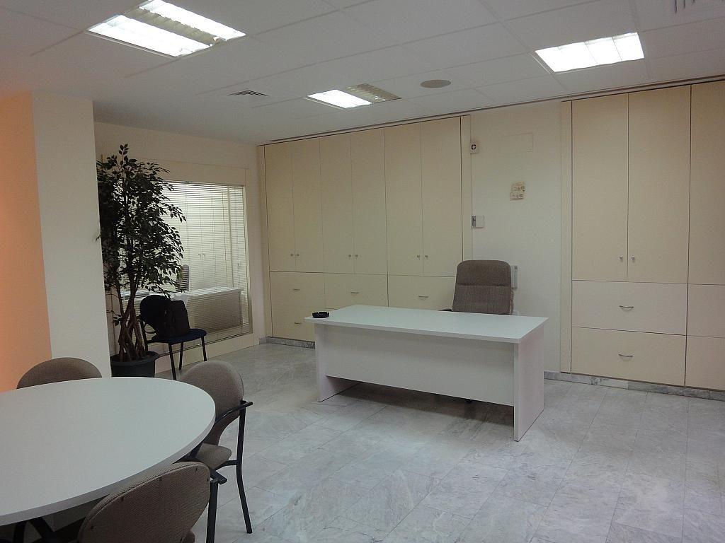 Detalles - Oficina en alquiler en Nervión en Sevilla - 318903068