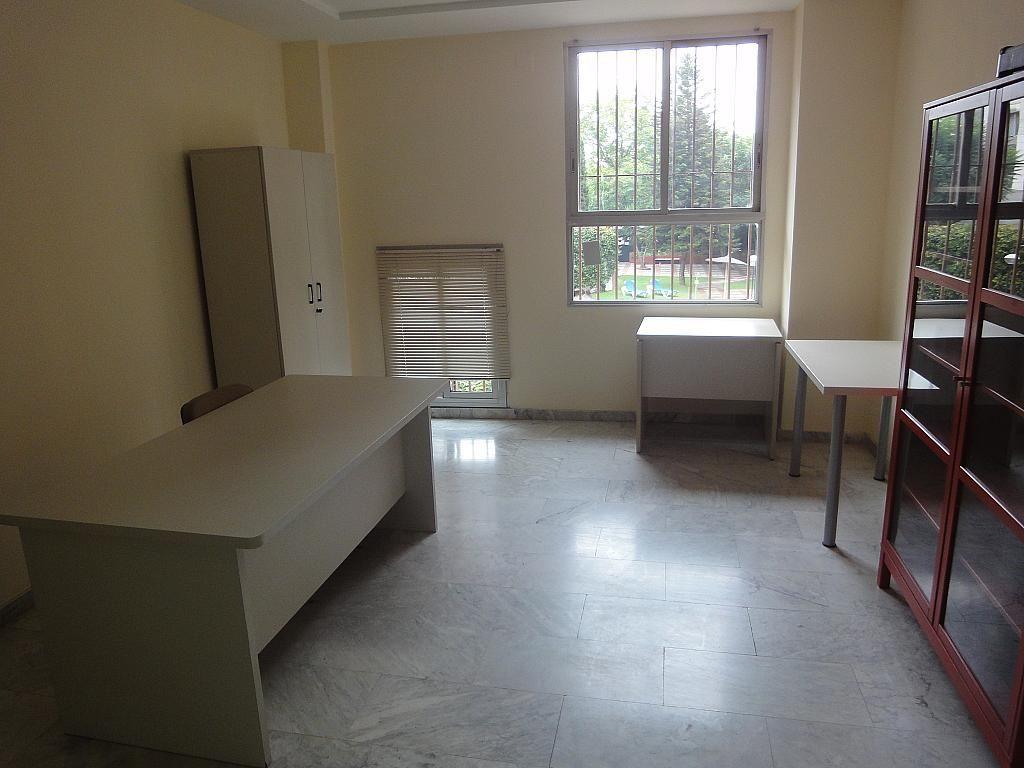 Detalles - Oficina en alquiler en Nervión en Sevilla - 318903070