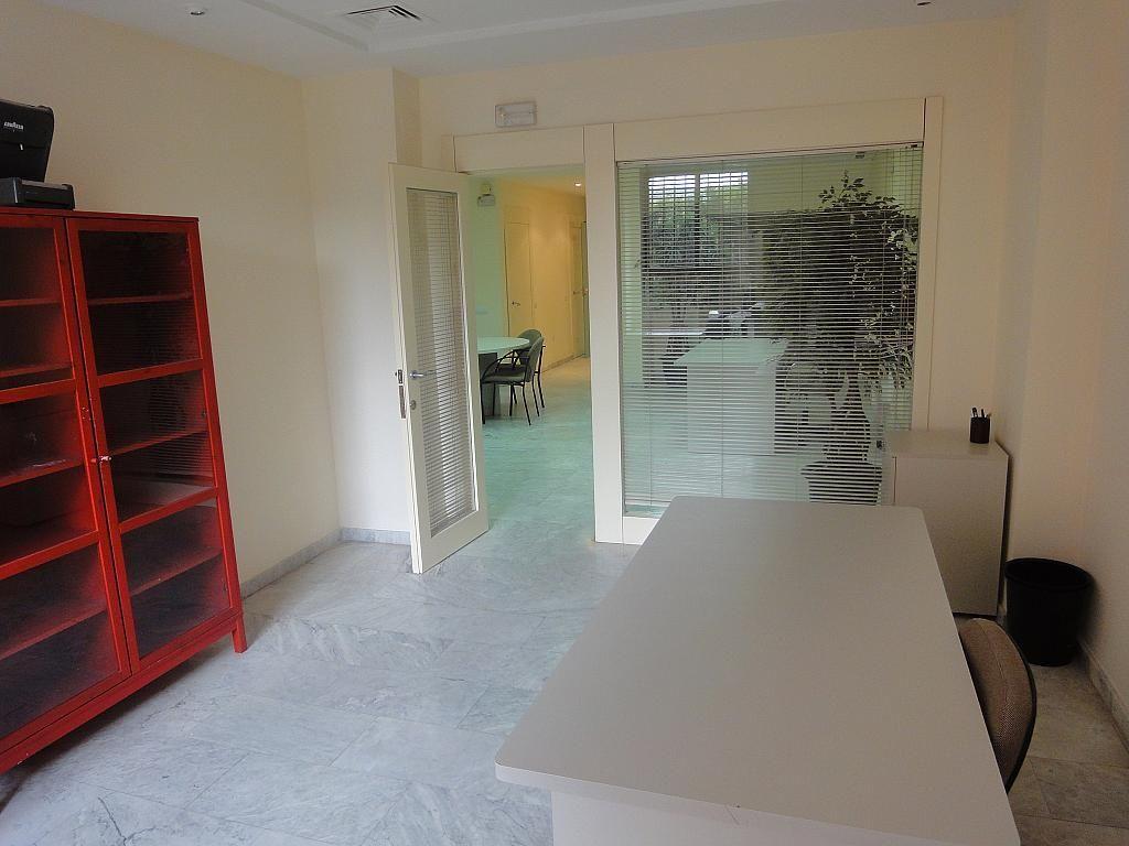Detalles - Oficina en alquiler en Nervión en Sevilla - 318903073