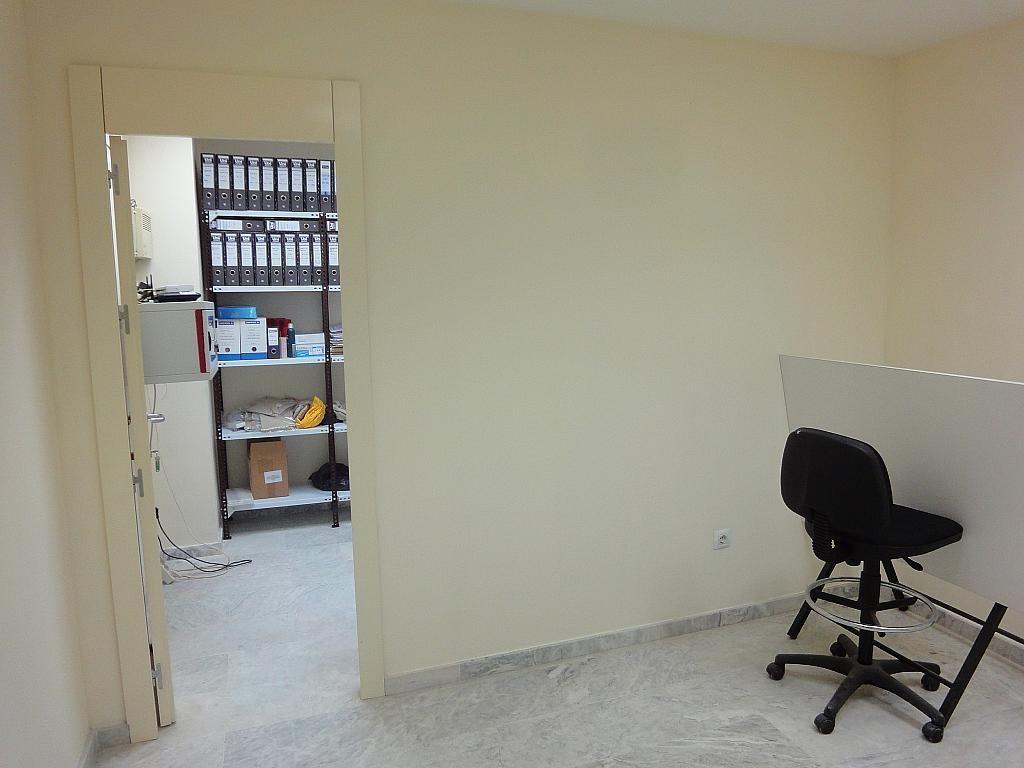 Detalles - Oficina en alquiler en Nervión en Sevilla - 318903077