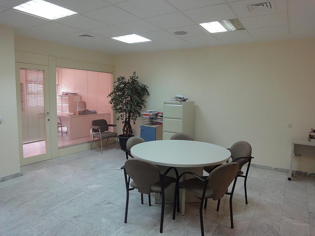 Detalles - Oficina en alquiler en Nervión en Sevilla - 318903123