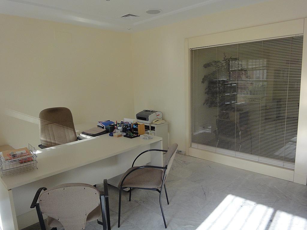 Detalles - Oficina en alquiler en Nervión en Sevilla - 318903126