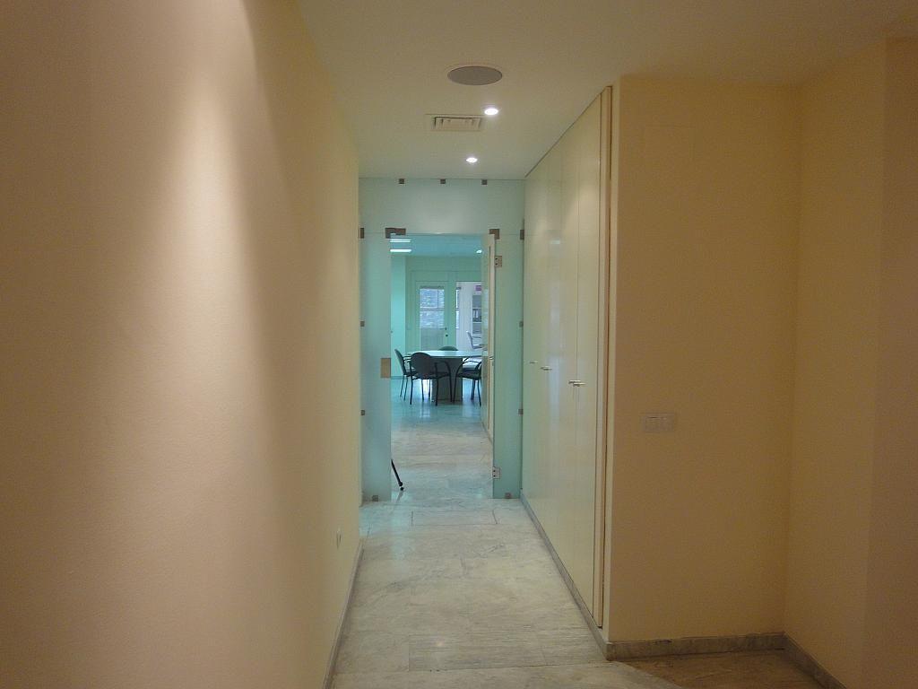 Detalles - Oficina en alquiler en Nervión en Sevilla - 318903132