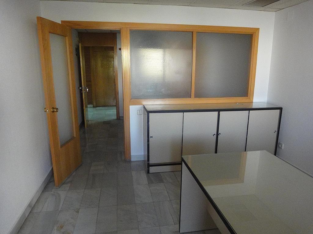 Detalles - Oficina en alquiler en La Buhaira en Sevilla - 201683799
