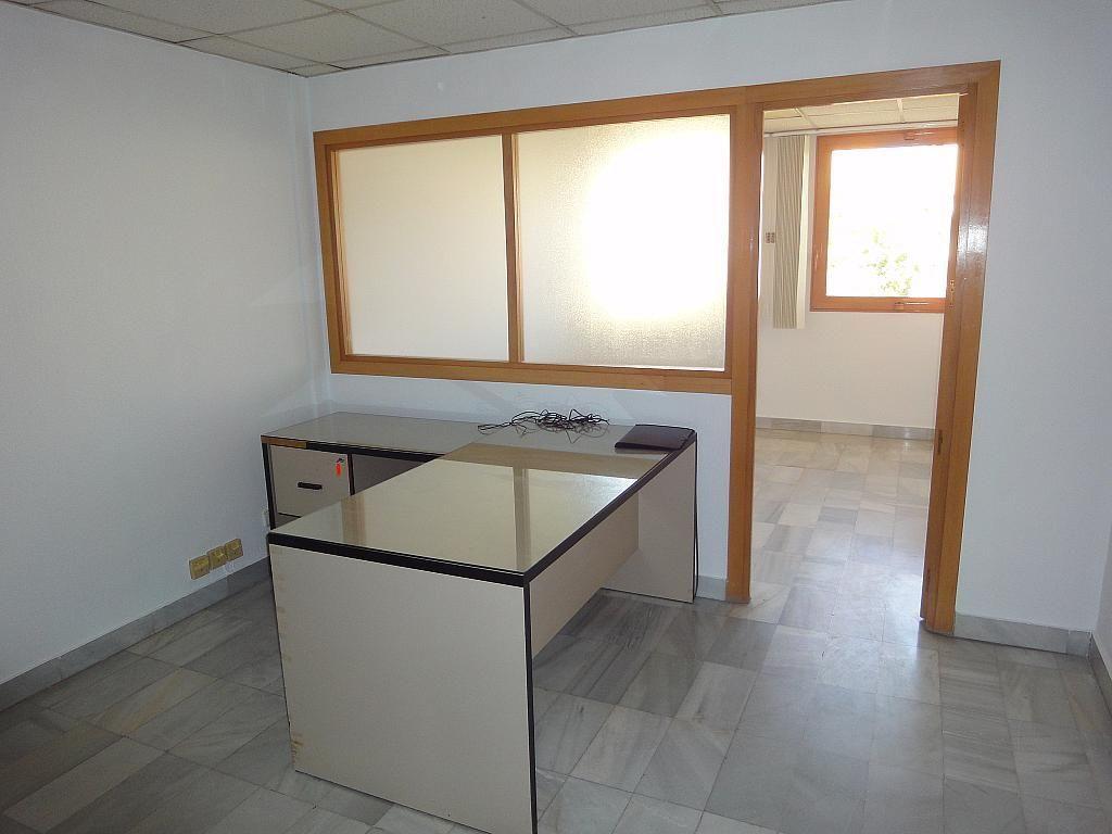 Detalles - Oficina en alquiler en La Buhaira en Sevilla - 201683800