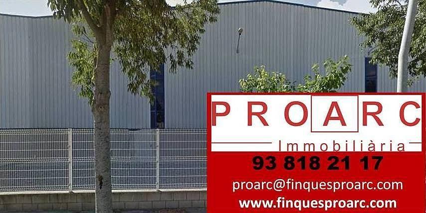 Nave industrial en alquiler en calle La Forja, Arboç, l´ - 279431172