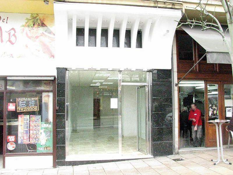 Fachada - Local comercial en alquiler en calle Jerónimo Sainz de la Maza, Cuatro Caminos en Santander - 249988267