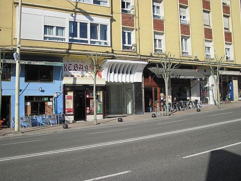 Fachada - Local comercial en alquiler en calle Jerónimo Sainz de la Maza, Cuatro Caminos en Santander - 249988270