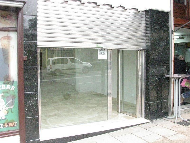 Fachada - Local comercial en alquiler en calle Jerónimo Sainz de la Maza, Cuatro Caminos en Santander - 249988271