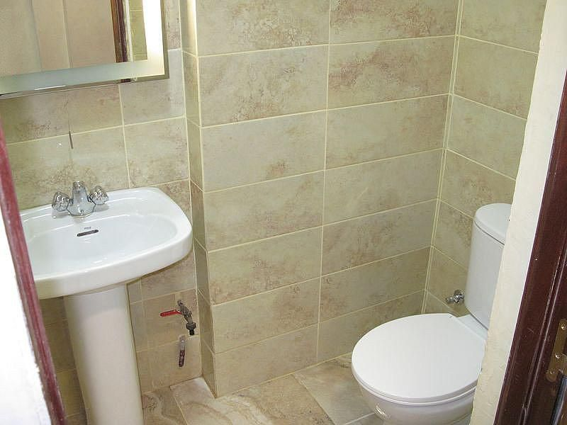 Baño - Local comercial en alquiler en calle Jerónimo Sainz de la Maza, Cuatro Caminos en Santander - 249988283