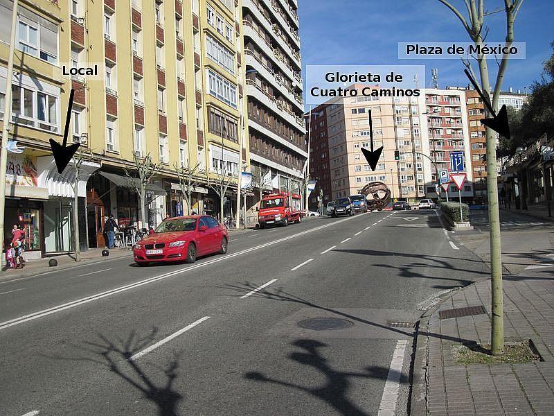 Zonas comunes - Local comercial en alquiler en calle Jerónimo Sainz de la Maza, Cuatro Caminos en Santander - 249988288