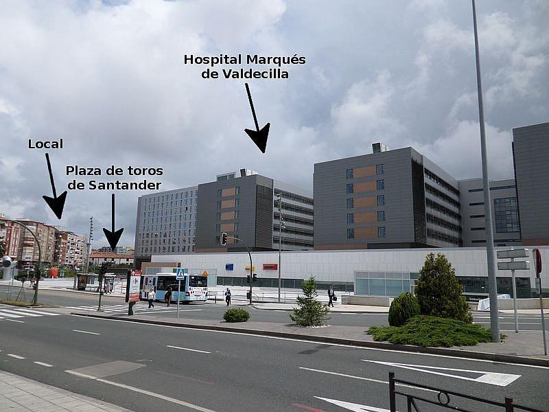 Zonas comunes - Local comercial en alquiler en calle Jerónimo Sainz de la Maza, Cuatro Caminos en Santander - 249988289