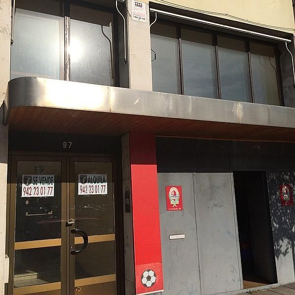 Local comercial en alquiler en calle Castilla, Santander - 168738785