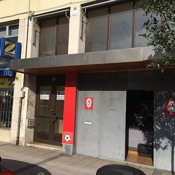 Fachada - Local comercial en alquiler en calle Castilla, Santander - 168738787