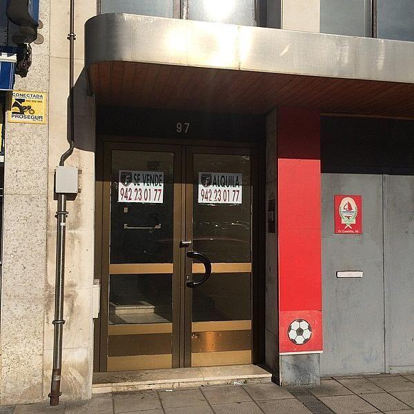 Local comercial en alquiler en calle Castilla, Santander - 168738792