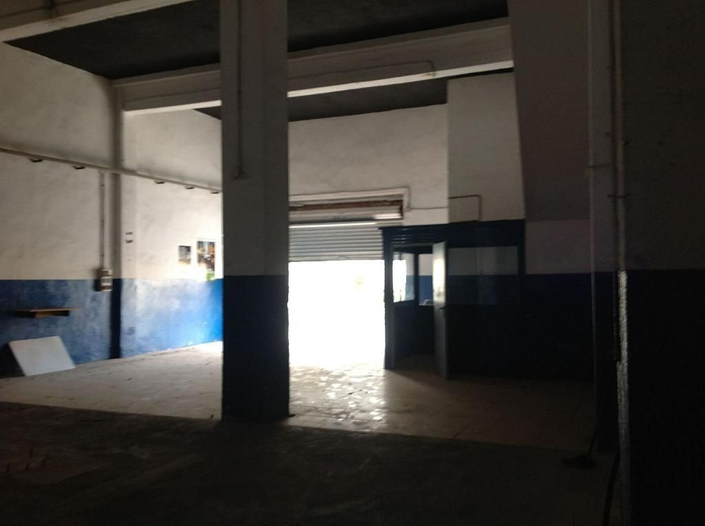 Local comercial en alquiler en calle Floridablanca, El Plan en Cartagena - 342648865