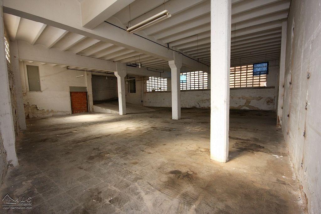 IMG_7392retocadas - Almacén en alquiler en calle Nicolau Tallo, Ca n'Aurell en Terrassa - 231311708