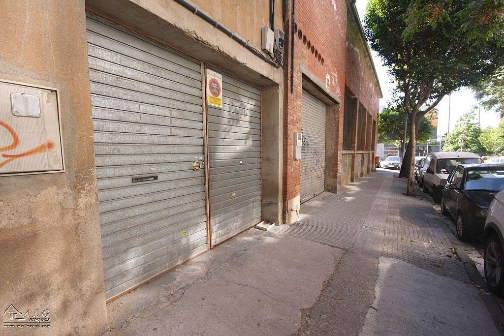 IMG_7396retocadas - Almacén en alquiler en calle Nicolau Tallo, Ca n'Aurell en Terrassa - 231311720