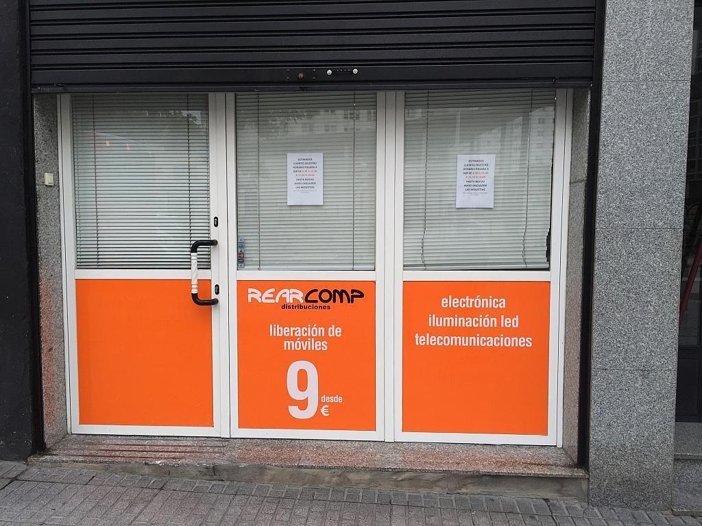 Local comercial en alquiler en calle Caballeros, Cuatro Caminos-Plaza de la Cubela en Coruña (A) - 321257349