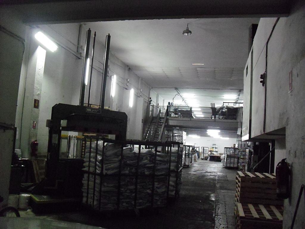 Nave industrial en alquiler en calle Castella, Provençals del Poblenou en Barcelona - 156248660