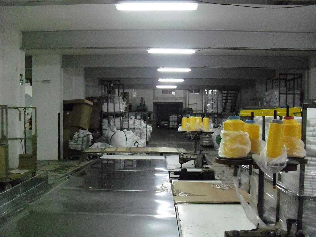 Nave industrial en alquiler en calle Castella, Provençals del Poblenou en Barcelona - 156248671